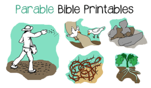 Parable Of Sower Craft Activities